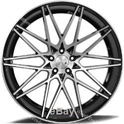 20 Bp 1AV ZX4 Roues Alliage pour Audi A6 C7 A8 Q5 Q7 5x112 Coupé Tt Cabriolet