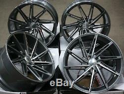 20 Gp Turbine Roues Alliage pour Audi A4 B5 B7 B8 B9 Saloon A5 Coupé Cabriolet