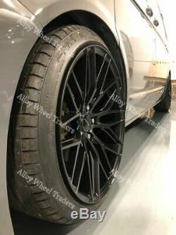 20 Sb Blitz Roues Alliage Pour Audi A6 C7 A8 Q5 Q7 5x112 Coupé Tt Cabriolet Wr