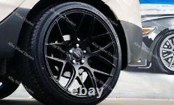20 Sb Pression Roues Alliage Pour Audi A6 C7 A8 Q5 Q7 5x112 Coupé Tt Cabriolet