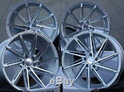 20 Sp Turbine Roues Alliage pour Audi A4 B5 B7 B8 B9 Saloon A5 Coupé Cabriolet