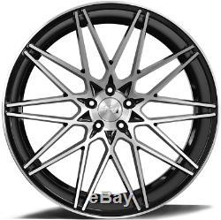 22 BMF ZX4 Roues Alliage Pour Audi A6 C7 A8 Q3 Q5 Q7 5X112 Coupé Tt Cabriolet