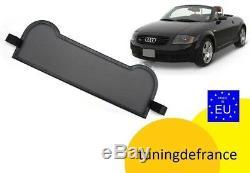 AUDI TT 8N Cabriolet 1999-2006 Déflecteur Filet Anti Remous Coupe Vent