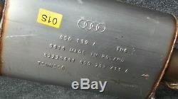 AUDI TTS TT S 8 Coupé Cabriolet SYSTÈME D'échappement Silencieux 8s0253611