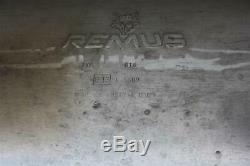 Audi 80 90 Cabriolet Coupé Typ89 Échappement Remus Type 616 E13 L5809 2.0 2.3l