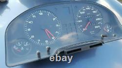Audi 80 B3 90 B4 Coupé Cabrio VDO 220 COMPTEUR DE VITESSE 893919033