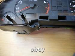 Audi 80 Cabriolet Coupé B4 Instrument Compteur de Vitesse 260 Km/H 6 Cylindre