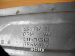 Audi 80 Cabriolet Moteur de Fenêtres à Gauche Vl 8G0837729D 895837397C 895959801