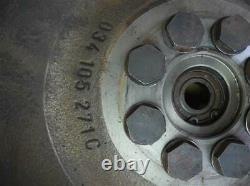 Audi 80 Cabriolet NG B4 A6 C4 100 034105271C 034105270E X Volant