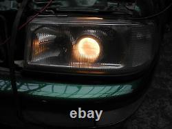 Audi 80 S2 B4 RS2 Cabriolet De Phares Hella Ellipses Lentilles Gauche 895941029N