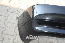 Audi 80 Typ89 B4 Cabriolet Coupé Pare-Chocs Arrière Noir 895807301A