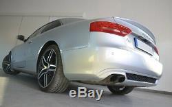 Audi A5 8T Coupé Cabriolet S-LINE Regardez Diffuseur Grille Vfl Vorfacelift
