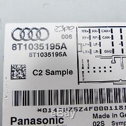 Audi A5 8t Autoradio Radio Symphony MP3 + Sd pour DAB 8T1035195A