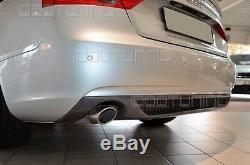 Audi A5 B8 8T Coupé Cabriolet Diffuseur avec Grille Arrière S-LINE Facelift