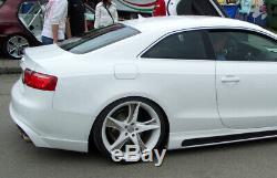 Audi A5 Coupe Cabrio S-line (2007-2011) Jupe / Diffuseur / Rajout De Pare Choc