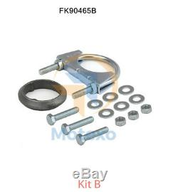 BM90465 Catalyseur AUDI CABRIOLET 2.3i 10v 6/91-7/94