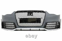 Body Kit pour AUDI A5 8T Facelift Coupe Cabrio 13-16 Pare-chocs Diffuseur RS5 Lo