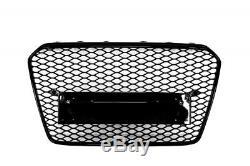 Calandre avant sans Emblème Audi A5 8T 12-15 Coupe Sportback Cabriolet RS Look