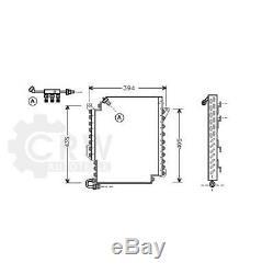 Condenseur à Air Conditionné Audi Cabriolet 8G7 B4 80 8C 90 89 89Q 8 A B3 8B 81