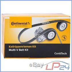 Contitech Kit De Distribution Audi 80 Cabrio 2.6 + 2.8