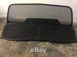 Coupe-vent déflecteur pour Audi A3 CABRIOLET 8P + sac de rangement