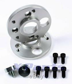 Disques D'Adaptateur 15mm 4x100 Sur 5x120 Audi 50 80 90 Coupé Cabrio Pour BMW