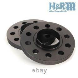Élargisseurs 20mm H&R B40234571 pour Audi 100 200 80 90 Cabriolet Coupe