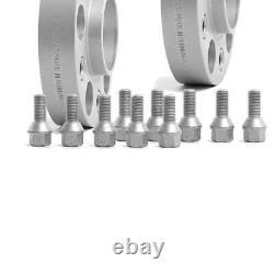 Élargisseurs 25mm H&R 5034571 pour Audi 100 200 80 90 Cabriolet Coupe