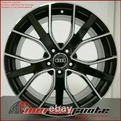 F035 Bld 4 Roues en Alliage 18 ET35 Italy Pour Audi A5 Sportback Cabriolet Coupe