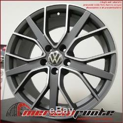F035 Mad 4 Jante En Alliage Nad 18 Et35 Pour Audi A5 Sportback Cabrio Coupe