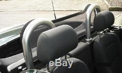 Filet Anti Remous / Windschott / Windstop / Coupe vent Audi TT 8N Cabrio