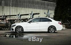 Jantes en Alliage X4 19 Bp Dla pour Audi A6 A8 Q5 Q7 5X112 Tt Coupé Cabriolet