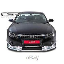 Levre Parechoc Audi A5 05/2007-12/2016 S-line Coupe & Cabrio X-line Csr