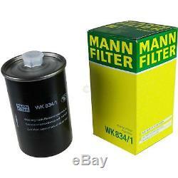 Liqui Moly 6 L 5W-30 Huile Moteur + Mann-Filter Audi Cabriolet 8G7 B4 2.8