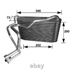 MAHLE Vaporisateur pour Audi 80/Cabriolet/ Coupé