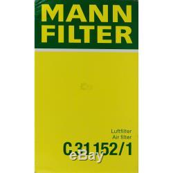 Mannol 5L Energy Premium 5W-30 + Mann-Filter Filtre Audi Cabriolet 8G7 B4 2.6