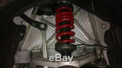 Megan Racing Abaissement Ressorts pour 08-15 Audi R8 Coupé Cabriolet