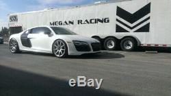 Megan Racing Abaissement Ressorts pour Audi R8 Coupé/Cabriolet 2008-2015