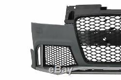 Pare-choc Avant pour AUDI TT 8J Coupé Cabriolet 2006-2014 RS 8S TTRS Look