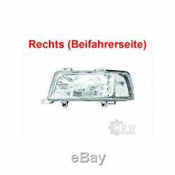 Phare à droite pour Audi 80 B4 Type 8C Année Fab. 91-98 Coupé/Cabrio De-Lumière