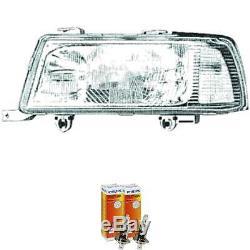 Phare à gauche pour Audi 80 B4 Type 8C Année Fab. 91-98 Coupé/Cabrio De-Lumière