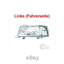 Phare à gauche pour Audi 80 B4 Type 8C Année Fab. 91-98 Coupé/Cabriolet