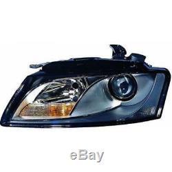 Phare à gauche pour Audi A5 Année Fab. 07-11 Coupé/Cabriolet/Sportback Incl