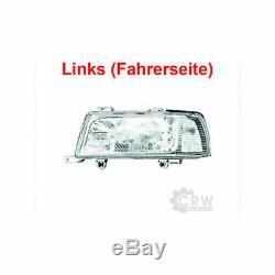 Phare avant Set pour Audi 80 B4 Type 8C Année Fab. 91-98 Coupé Cabrio De-Lumière