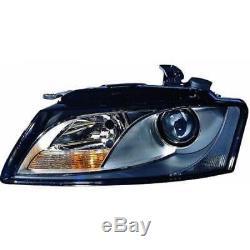Phare avant Set pour Audi A5 07- Coupé Cabriolet Sportback H7+H7 Incl. Lampes
