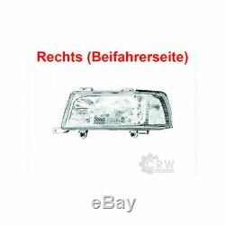 Phares Droit pour Audi 80 B4 Type 8C Année Fab. 91-98 Coupé/Cabrio De-Lumière