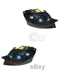 Phares Xénon Audi Tt Coupe Cabriolet Bosch Noir 1069971