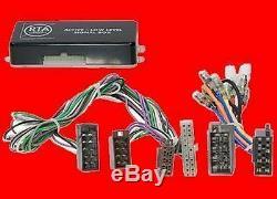 Porsche Coupé Cabriolet Sound System Adaptateur, Adaptateur Radio, Câble + Bose