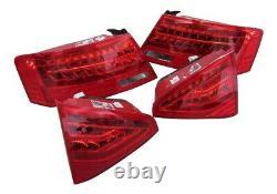 Pour Audi A5 S5 8T Coupé Cabriolet Original LED Facelift Bande Lumineuse Feux De