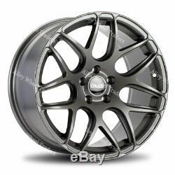 Roues Alliage 18 CR1 pour Audi A4 B5 B7 B8 B9 Saloon A5 Coupé Cabriolet Wr
